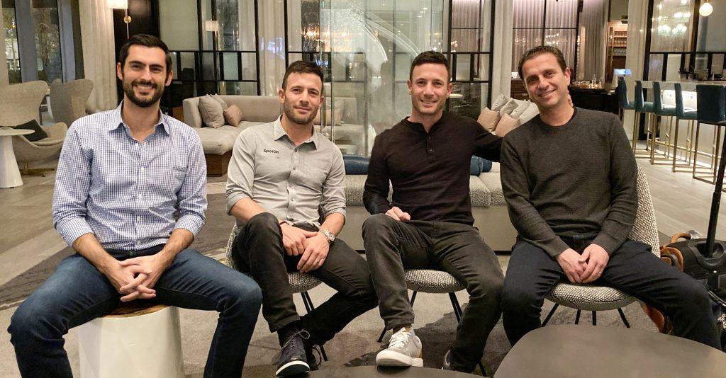 SpotOn executive team